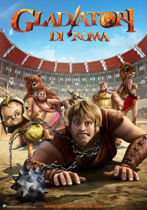 Gladiatori di roma d i portici cinema teatro fossano