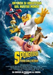 spongebobfuoridallacqua